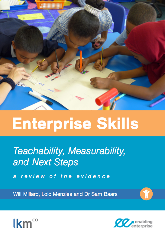 Can we teach and assess enterprise skills? - LKMco